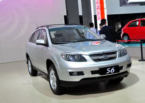 广州车展7款自主SUV盘点