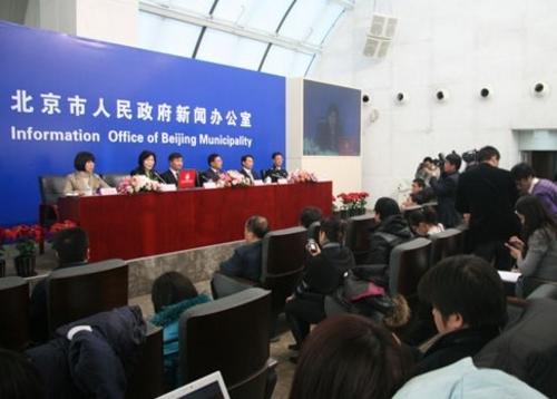 每月摇号分配2万指标 北京公布治堵措施