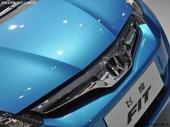 配置全景天窗 2011款飞度明年2月上市