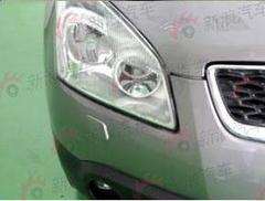 新增1.6L手动 2011款逍客于1月5日上市