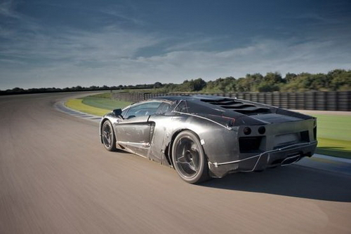 人间凶器 试驾2012款兰博基尼Aventador
