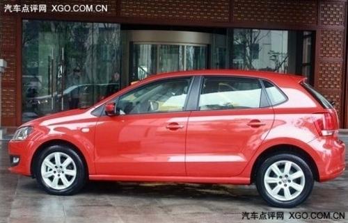身谁最大 上海汽车MG3剑指新POLO高清图片