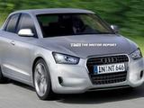电动城市小车 奥迪将推出新一代A2车型