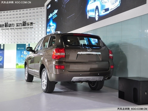 A25/B35/C25 华泰将推出三款全新SUV