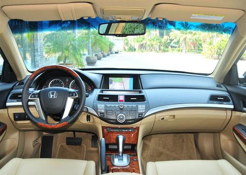 售价或将不变 2011款雅阁于1月8日上市