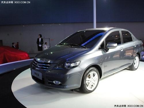 预计售7-10万 广本理念S1明年春季上市