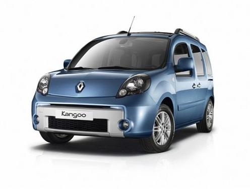 售价约11.6万起 2011款雷诺Kangoo发布