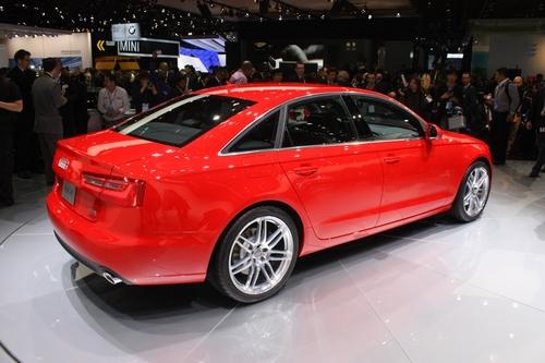 5款动力可选 全新一代奥迪A6全球首发
