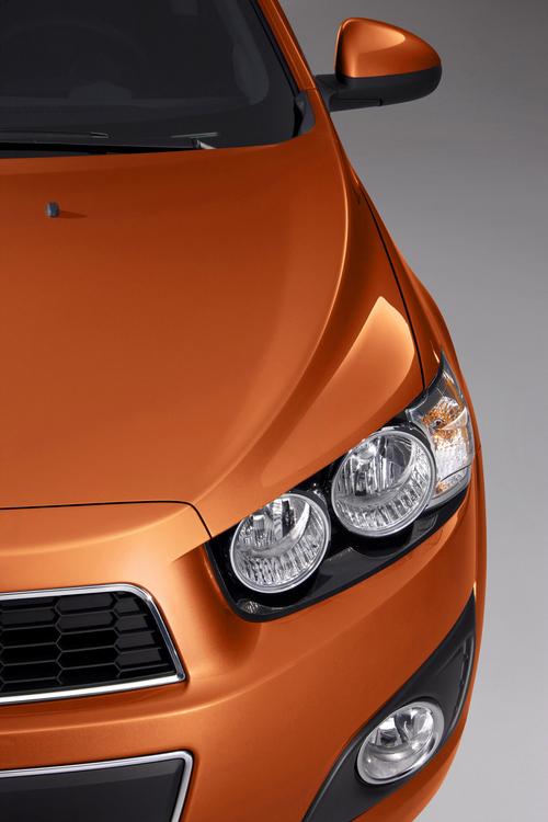 1.4T+6挡变速器 雪佛兰新Sonic正式发布
