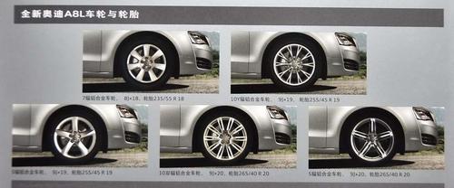 推5款3.0T车型 新奥迪A8L 2月28日上市