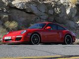 可驾驭的疯狂 试驾保时捷911 Carrera