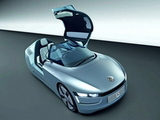 百公里油耗1.2L 大众新1L概念车将发布