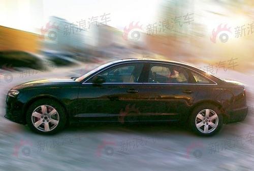 明年正式国产 全新一代奥迪A6入华展望