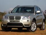 舒适性提升明显 海外试驾宝马2011款X3