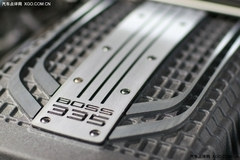 搭载5.0L增压发动机 试驾福特Falcon GT
