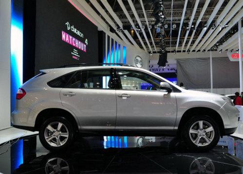 2011新车展望 比亚迪S6将于上半年上市