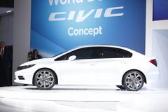 明年引入国内 新一代本田思域车型前瞻