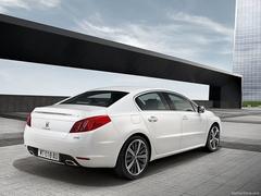 2011新车展望 标致508定于上海车展上市