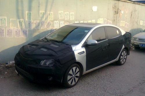 2011新车展望 起亚K2定于6月正式上市