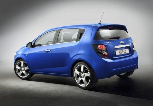 2011新车展望 雪佛兰爱唯欧1季度上市