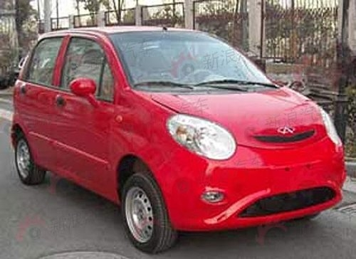 2011新车展望 奇瑞新QQ3上海车展上市
