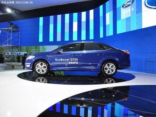 2011新车展望 致胜2.0T今年初正式上市