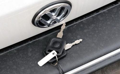 """解密汽车智能钥匙 """"无钥匙进入""""也安全"""