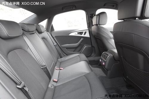 传统低调的行政官 试驾2012款新奥迪A6