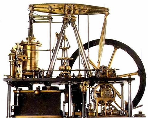 解读汽车发动机 内燃机的诞生
