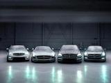 3月份首发 奔驰展示C级Coupe和敞篷SLS