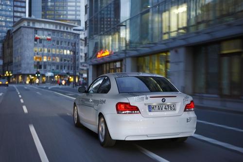 日内瓦将首发 宝马ActiveE电动车发布