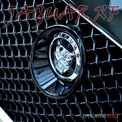速度品味地位的象征 捷豹XF限量版实拍