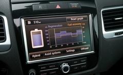 配置精良 2011款大众途锐混动版首次试驾