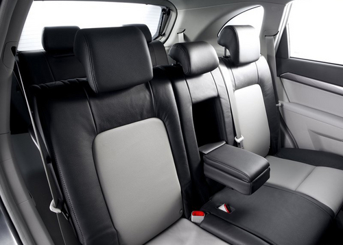 有望5月上市 改款科帕奇上海车展发布