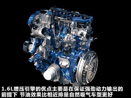 运动/节能两不误 8款1.6L增压车型推荐