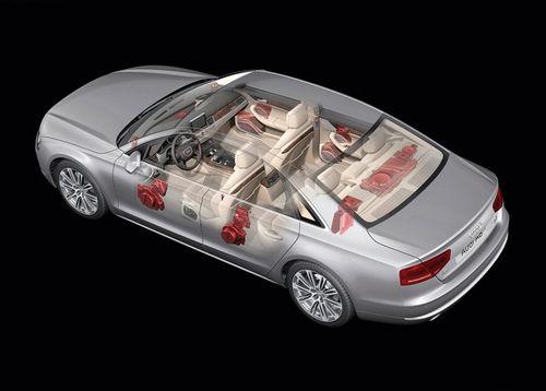 5款车/预售93-140万 奥迪新A8L今晚上市