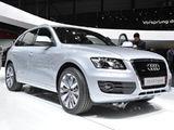 将于明年国产 奥迪Q5 Hybrid亮相车展