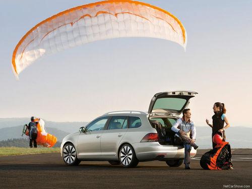 搭1.4T发动机 高尔夫6旅行版于年内引入