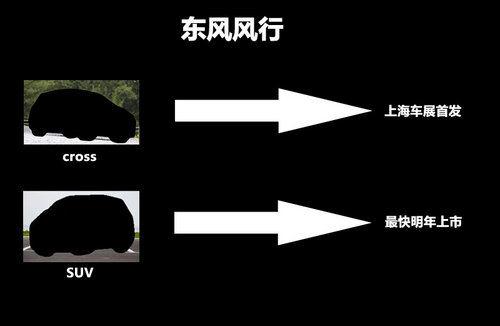 SUV明年上市 东风风行将推两款新车型