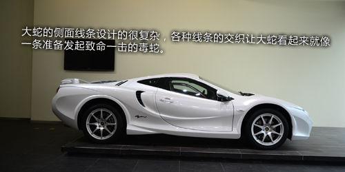 售价195-218万 Mitsuoka 大蛇到店实拍