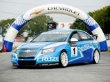 换1.6T发动机 新款科鲁兹WTCC赛车发布