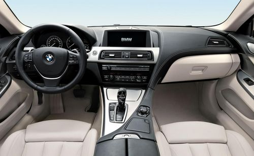 上海车展首发 宝马新6系Coupe正式发布