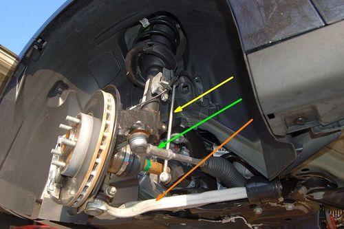 后多连杆式 解析新一代福克斯悬挂系统