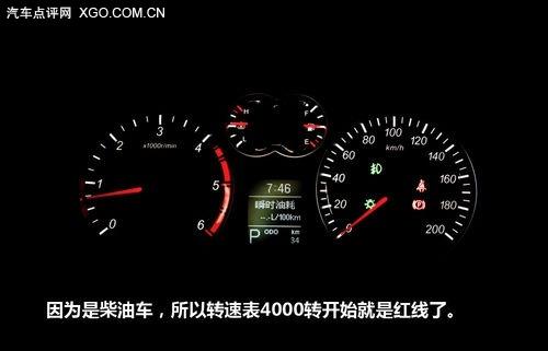 柴油发动机表现出色 试驾哈弗H5绿静版
