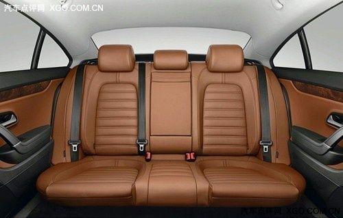 新增5座/1.8T 2011款CC于上海车展上市