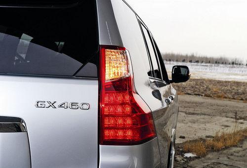内饰豪放外在刚强 试驾雷克萨斯GX460