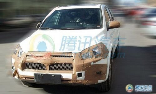 华晨A3/荣威W5 上海车展9款重磅SUV展望