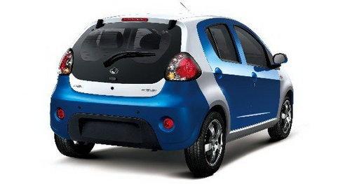 仅在网络上销售 熊猫将推出双色版车型