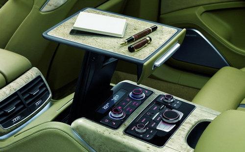 锋芒毕露 试驾新奥迪A8L W12 quattro