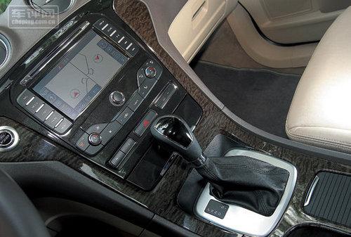 一步到位 驾驶2011款蒙迪欧-致胜2.0T
